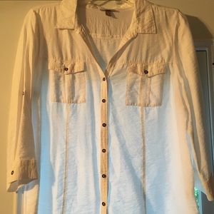 Tops - Xlarge pretty blouse. Thin.